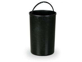 Bezdotykový odpadkový koš 50 L, s vnitřní plastovou nádobou