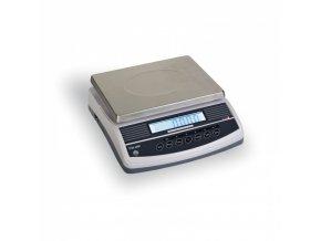 Cejchovaná kompaktní váha TSCALE QHW, 15 kg/2 g