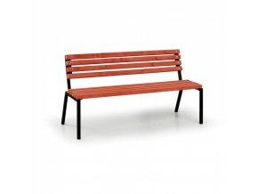 Venkovní lavička stohovatelná