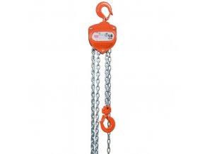 Řetězový kladostroj, 2000 kg
