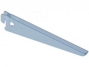 Nosník polic typu U, hloubka 370 mm, bílý