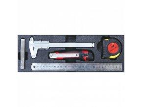 Sada měřících nástrojů, 5 ks