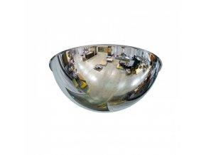 Hemisférické zrcadlo, 4 směry, průměr 600 mm