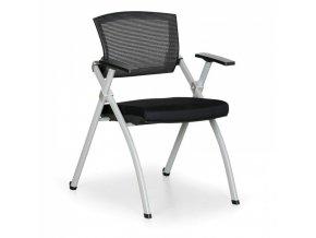 Konferenční židle REST, černá