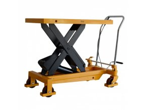 Hydraulický zvedací stůl TF, nosnost 1000 kg, zdvih 990 mm