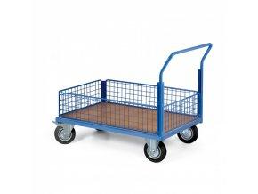 Plošinový vozík, 1000 x 700 mm