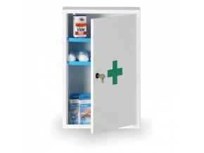 Lékárnička kovová 30 x 46 x 14 cm