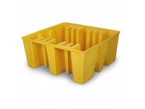 Záchytná vana pod IBC kontejner, 1100 L