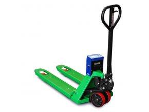 Paletový vozík s váhou DINI ARGEO 1,5 t/500g