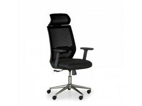 Kancelářská židle EDGE, černá
