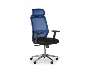 Kancelářská židle EDGE, modrá