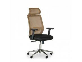 Kancelářská židle EDGE, béžová