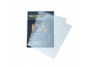 Laminovací fólie s euroděrováním, A4, 100 mic, 100 ks