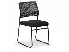 Konferenční židle Mystic, černá