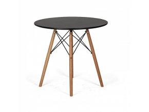 Designový jídelní stůl BELLEZA, černý