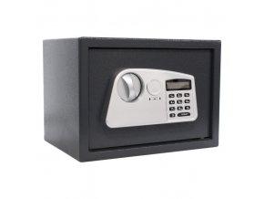 Nábytkový sejf elektronický BT, 16 l