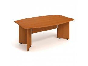 Jednací stůl UNI, 2000 x 1100 x 755 mm, třešeň