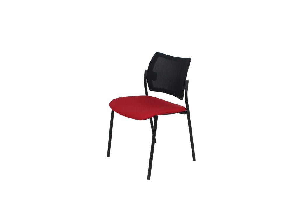 Konferenční židle Dream červená