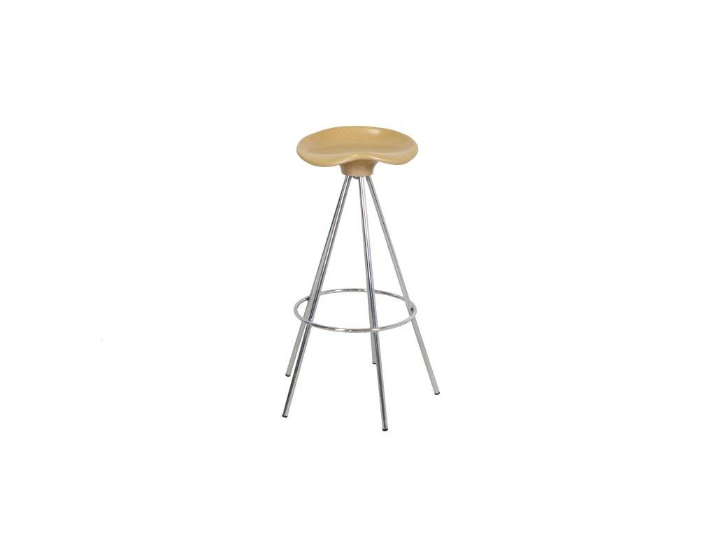 Barová židle JAMAICA Stool 78 dřevěná