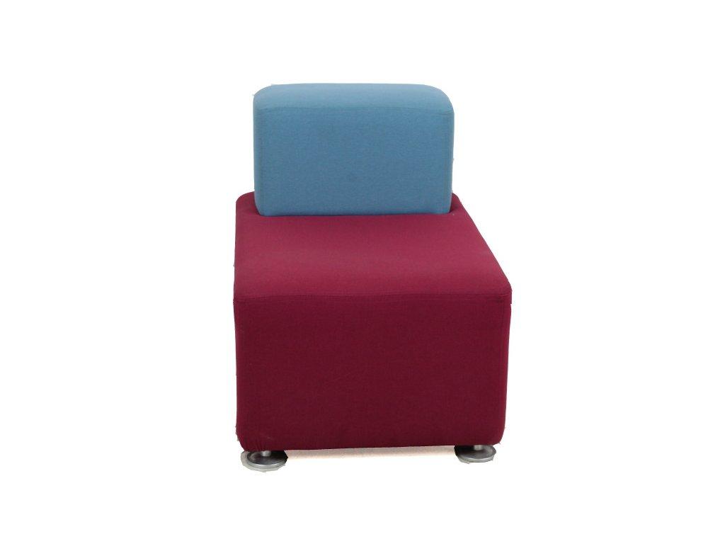 Sofa Steelcase, menší, různé barvy