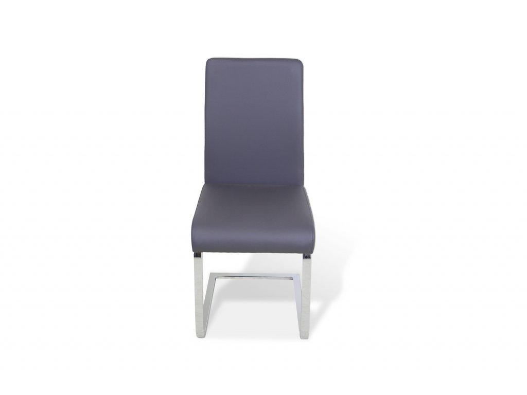 Konferenční židle Polar,šedá