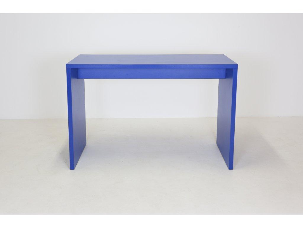 Stůl barový, v100x120x60, LTD - modrá