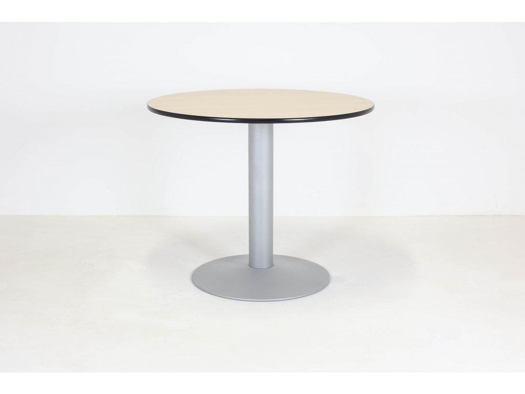 Stůl konferenční, Neudoelfler, pr80xv72, akácie/šedá