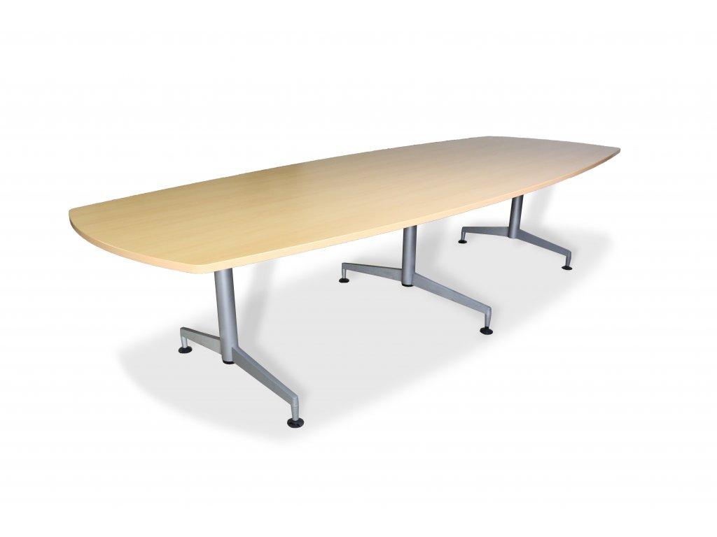 Stůl konferenční, Steelcase, 320x110, Apple