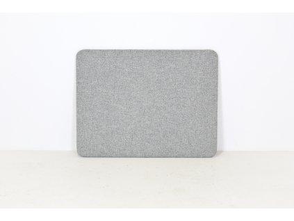 Paraván, Narbutas, 101x77, šedá/filc, akustický