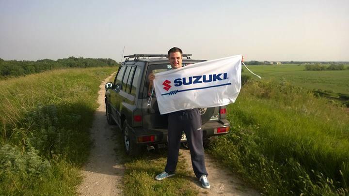 Cesta na Balkán stařičkou Vitarou