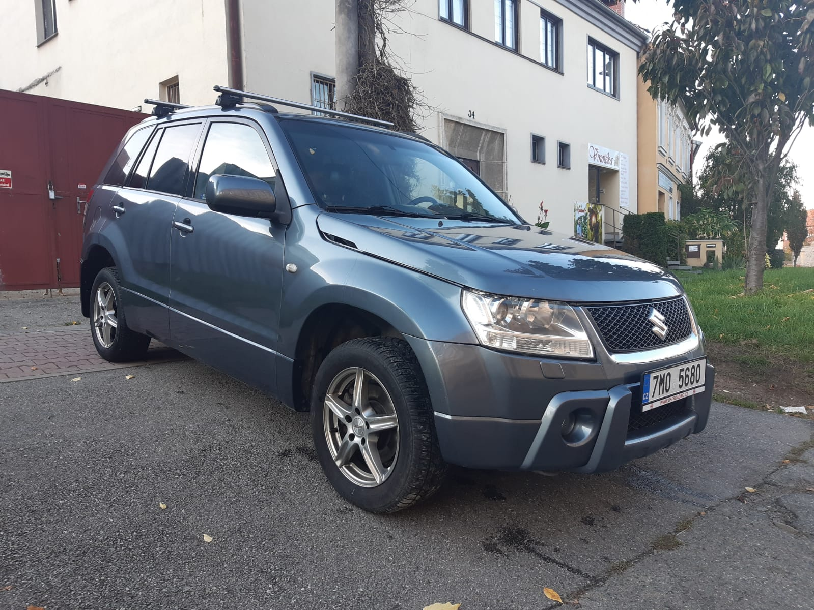Suzuki Grand Vitara 4x4 2.0 Limited