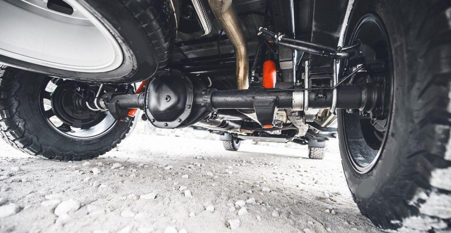 Zvedaní auta aneb lift vs. bodylift