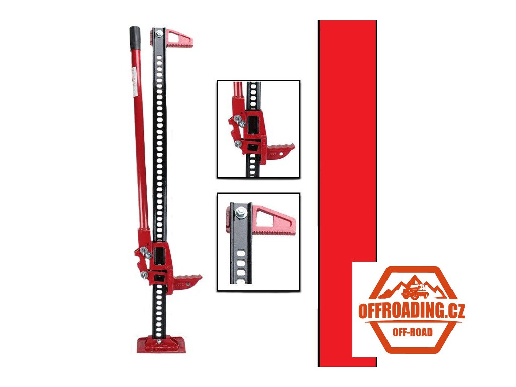 Podnosnik Hi lift Hilift 3T 60 150cm Lewarek Waga z opakowaniem 15 kg
