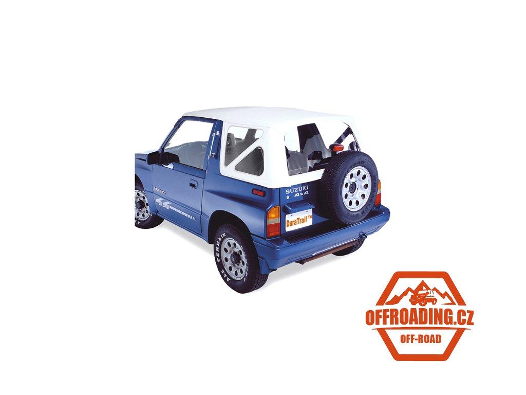 Střecha Suzuki Vitara 88-98 soft-top bilá nebo černá