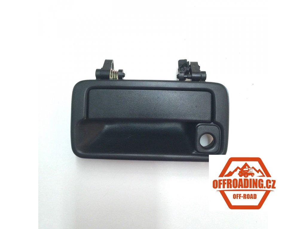 Exterior Door Handle Drivers Side LH Suzuki Sidekick Geo Tracker 89 98 302633185296