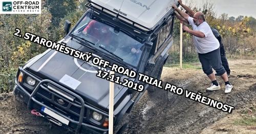 2. Staroměstský off-road trial pro veřejnost