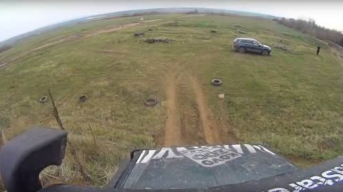 Video z off-road jízd zákazníků