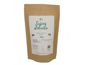 Jahňacie mäso 150 g prúžky pre psov a mačky