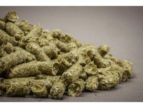 100% extrakt z mladého ovsa- pelety 20kg