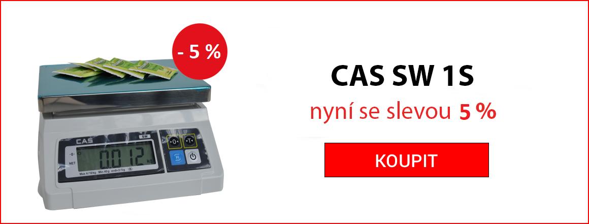CAS SW 1S sleva