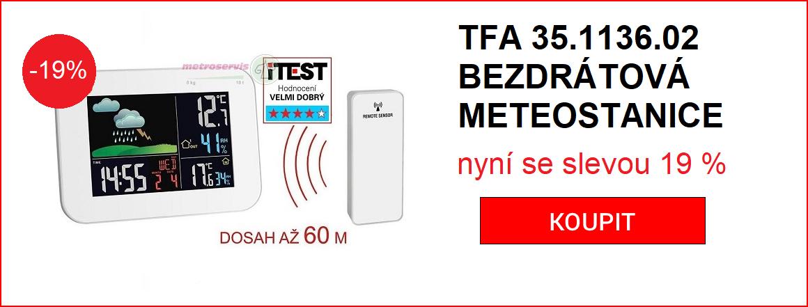 TFA 35.1136.02 sleva 19%