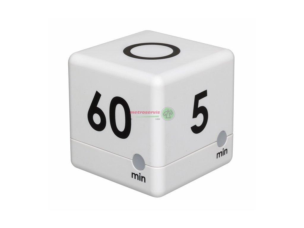 TFA 38.2032.02 digitální časovač CUBE bílé provedení Metroservis s.r.o. b4fbbf586e8