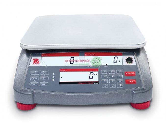 RC41M15 počítací váha Ohaus