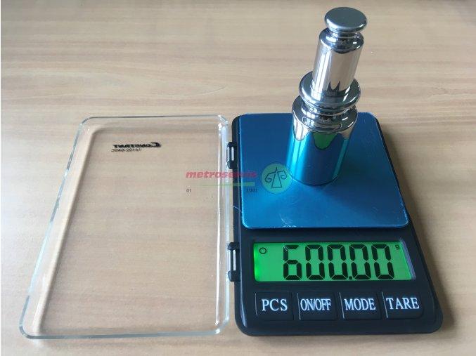 14192-640C kapesní váha 600 g
