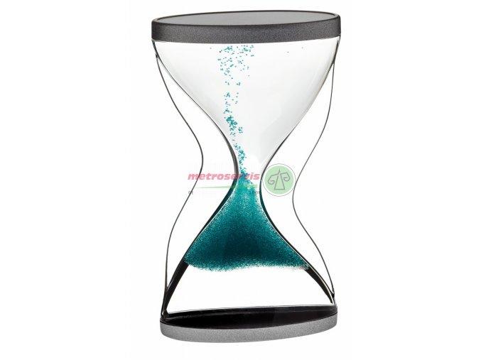 TFA 18.6008.04 přesýpací hodiny TYRKYSOVÉ