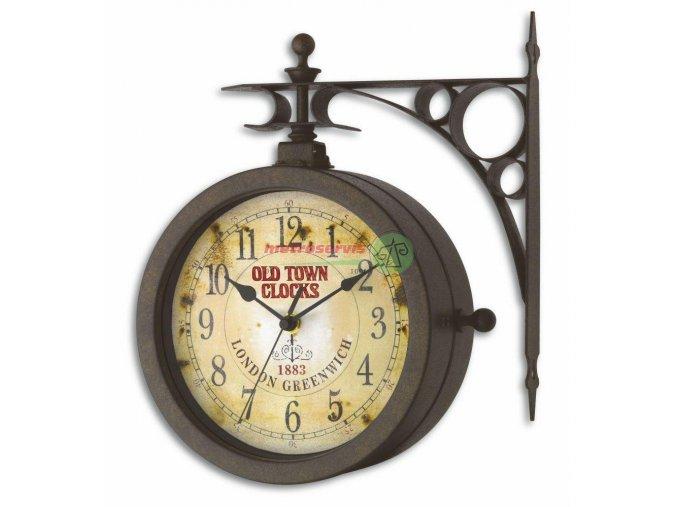 TFA 60.3011 Zahradní hodiny s teploměrem