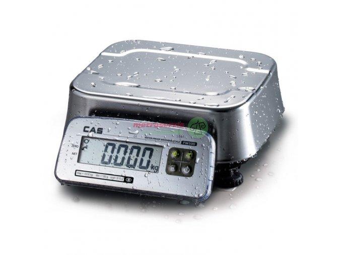 FW-500 15kg gastro váha stolní Cas