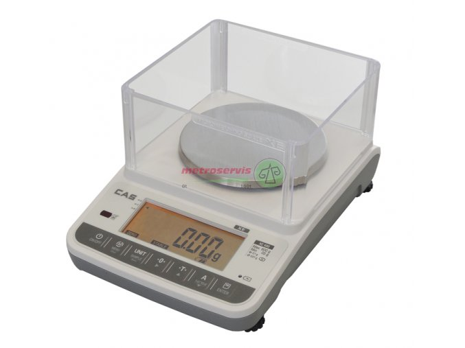XE 600g laboratorní váha Cas