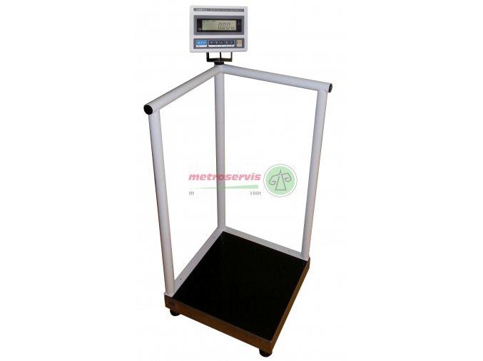 Osobní váha s podpěrou ZV1T55