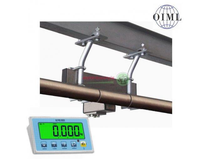 V1T-T-200 250 kg/ 100 g  200 mm Řeznická a jateční váha